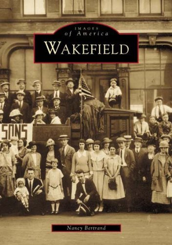 Wakefield (Ma) (Images Of America) front-25943