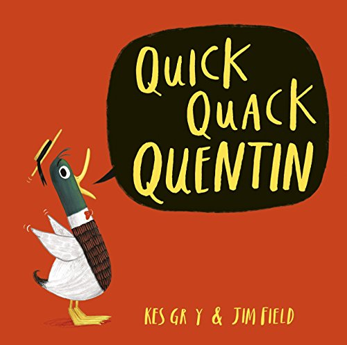 Quick Quack Quentin (English Edition)