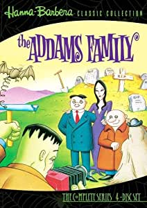 Addams Family: S1 (Animated) (4 Disc)