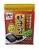 ニコニコのり 韓国味のり8切 48枚×10個