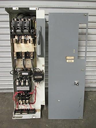Allen-Bradley 2100 Centerline Size 4 Starter Fusible 48 ...