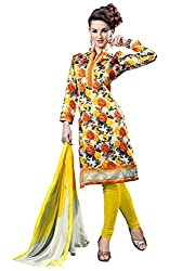 RK Exports Multicolour Dress Material