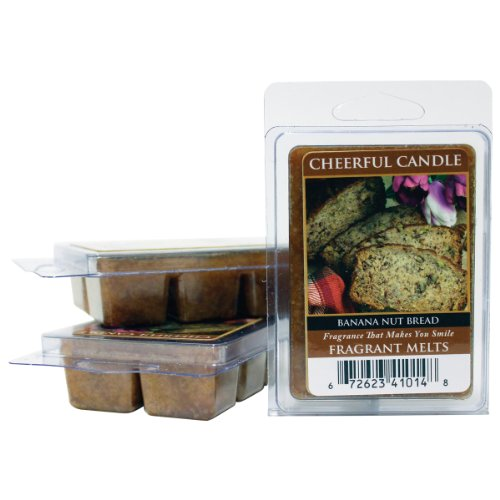 A Cheerful Giver 8-Count Melts box, Banana Nut Bread (Banana Nut Bread Candle compare prices)