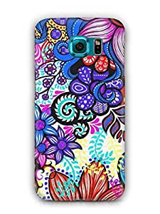 Cover Affair Nature Printed Back Cover Case for Samsung Galaxy S7