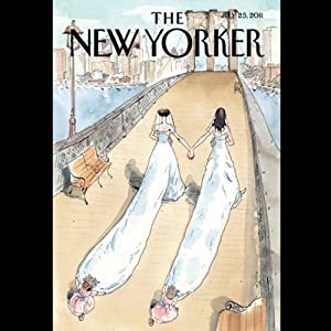 The New Yorker, July 25th 2011 (Alec Wilkinson, Calvin Trillin, Robert Coover) | [Alec Wilkinson, Calvin Trillin, Robert Coover]