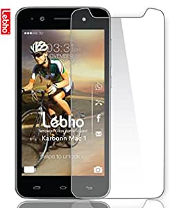 Lebho Tempered Glass for Karbonn Mach One