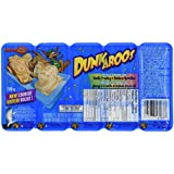 Dunkaroos | Vanilla Frosting & Rainbow Sprinkles | Imported from Canada, 130 gram,5 separate detachable packets