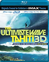 IMAX: The Ultimate Wave - Tahiti [Blu-ray 3D] by IMAGE ENTERTAINMENT
