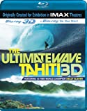 IMAX: The Ultimate Wave Tahiti 3D [Blu-ray 3D + Blu-ray]