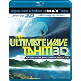 IMAX: The Ultimate Wave - Tahiti [Blu-ray 3D] ~ Kelly Slater