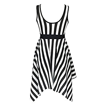 Women's One Piece Swimsuit Sailor Vintage Bathing Suit Plus Size Swimdress