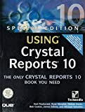 img - for Special Edition Using Crystal Reports 10 book / textbook / text book