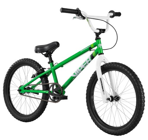 Diamondback Bicycles 2014 Viper Junior BMX Bike (20-Inch Wheels), One Size, Green $104.99 (reg. $170.00)