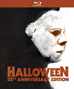 Halloween 35th Anniversary Edition Blu-ray from Starz / Anchor Bay
