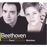 BEETHOVEN. Complete Violin Sonatas. Faust/Melnikovby Alexander Melnikov...