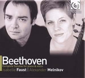 Beethoven : Intégrale des sonates pour violon et piano