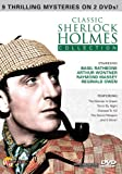 Classic Sherlock Holmes Collection [DVD] [US Import]