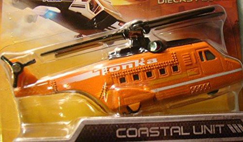 Tonka Metal Diecast Bodies Copter Force COASTAL UNIT - 1