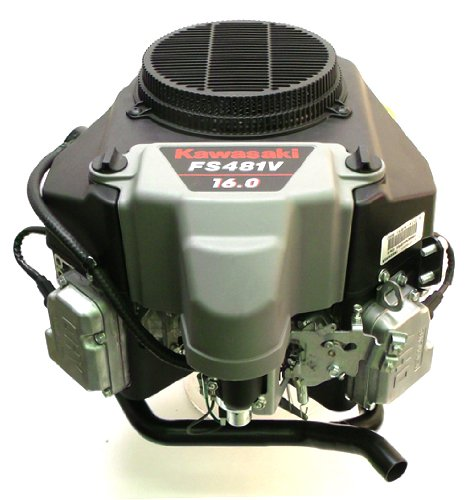 "Fs481V-S13 16Hp Vertical 1""X3-5/32""Shaft, Fuel Pump, 15 Amp Alternator, Electric Start, Ohv, Cis, Right Manifold Muffler, Kawasaki Engine"