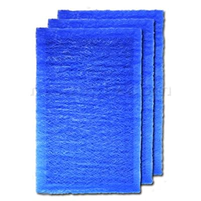 """Dynamic Air Cleaner Furnace Filter Refills - 16""""x25""""x1""""- 3 Pack"""