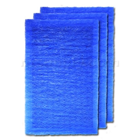 "Dynamic Air Cleaner Furnace Filter Refills - 14""X20""X1""- 3 Pack front-430698"