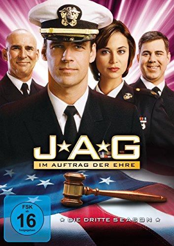 JAG: Im Auftrag der Ehre - Die dritte Season [6 DVDs]