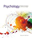 Psychology: Themes and Variations, Briefer Version, 9th ed.