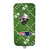 NFL Clink-N-Drink Magnetic Bottle Opener - New England Patriots