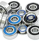 Tamiya Hilift Hilux Bearing set Quality RC Ball Bearings VXB Brand