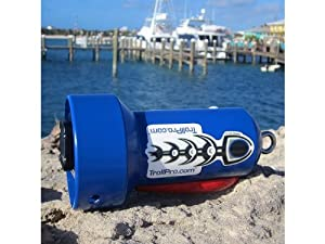 TrollPro3 Underwater Housing - Blue