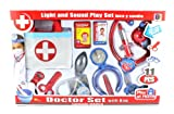 Ultimate Lil Doctor Pretend Play Toy Medical Kit Play Set, Perfect for Role Playing, Comes w/ Everything Needed
