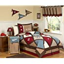 All Star Sports Childrens Bedding 3pc Full Queen Set By Sweet Jojo Designs