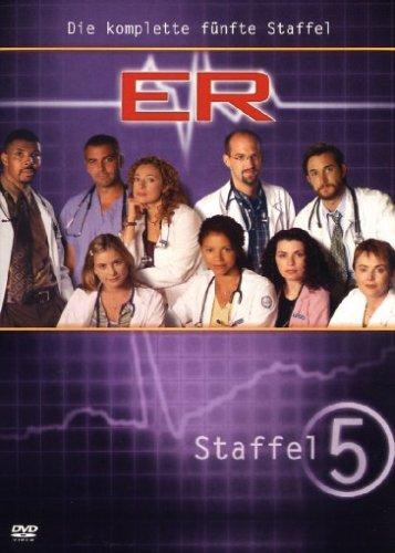 ER - Emergency Room, Staffel 05 [3 DVDs]