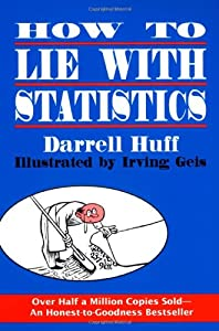 "Cover of ""How to Lie with Statistics"""