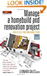Manage a homebuild and renovation pro...
