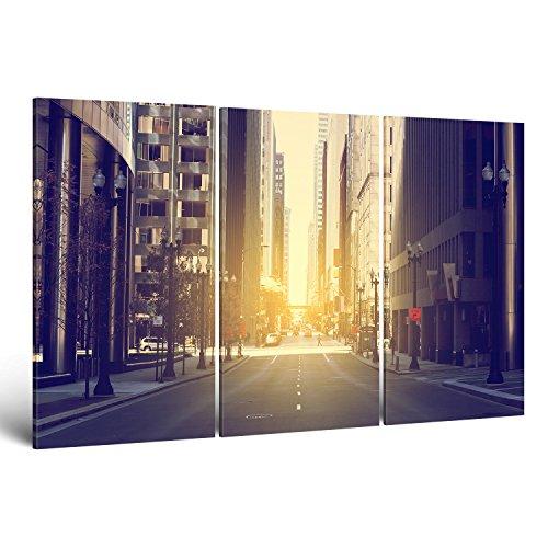ge bildet leinwandbild mit neuer ffnungsrabatt stadtbilder chicago vereinigte staaten von. Black Bedroom Furniture Sets. Home Design Ideas