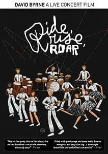 David Byrne: Ride Rise Roar