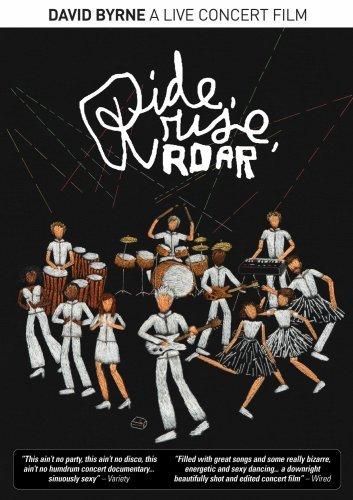 DVD : David Byrne - Ride Rise Roar (DVD)