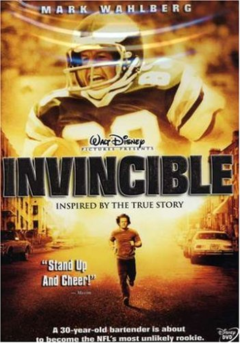 Cover art for  Invincible