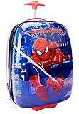 Marvel Spiderman Hard Shell Luggage