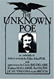 The Unknown Poe (0872861104) by Edgar Allan Poe