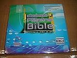 Electronic Filipino Bible on CD-ROM / 4 English Versions and 16 Other Versions in 8 Philippine Languages: Tagalog, Cebuano, Ilokano, Hligaynon, Bikol, Pampango, Pangasinan, Samarenyo / Concordance, Mini Dictionary, Bible Reading Plan