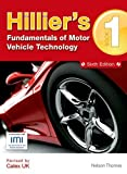 Alma Hillier Hillier's Fundamentals of Motor Vehicle Technology Book 1 Sixth Edition