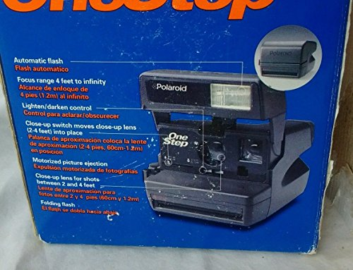 Polaroid One-Step 600 Instant Camera (Discontinued by Manufacturer) 2