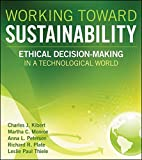 img - for Working Toward Sustainability: Ethical Decision-Making in a Technological World book / textbook / text book