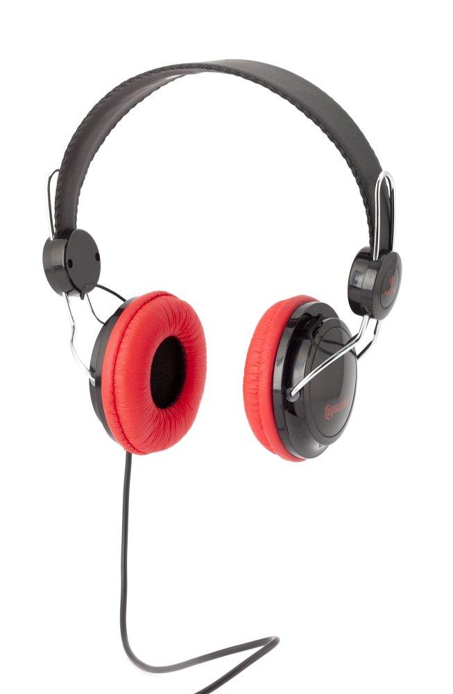 NGS Liquorice - Auriculares de diadema abiertos, rojo NGS  Electrónica Más información y revisión del cliente