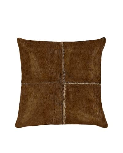 Natural Brand Torino Quatro Large Pillow, Chocolate