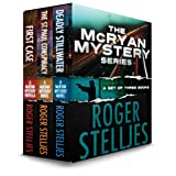 First Deadly Conspiracy - Box Set (McRyan Mystery Series) ~ Roger Stelljes