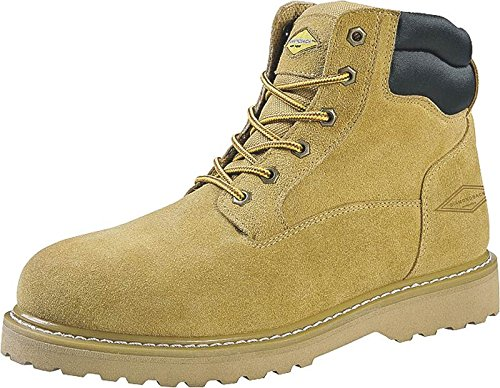 Extra Wide Steel Toe Work Boots, Size 8 (Extra Wide Steel Toe Shoe compare prices)