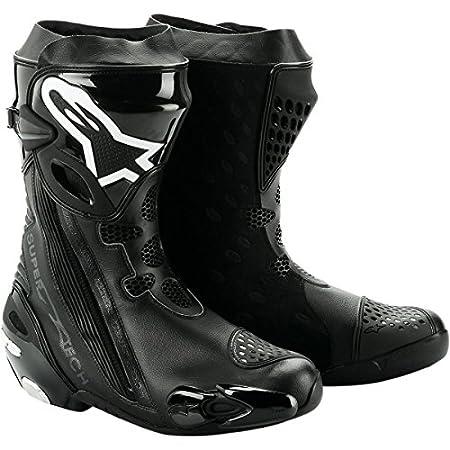 Alpinestars supertech r bottes bottes de moto noir taille 44
